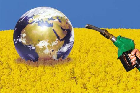 Steuervergünstigungen für Biosprit