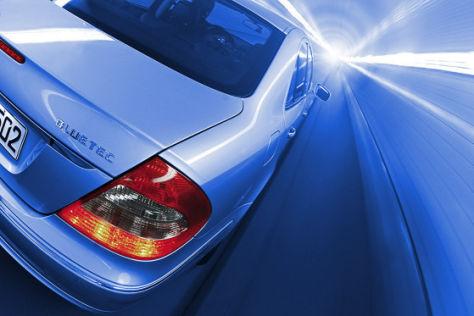 Test Mercedes E 300 Bluetec