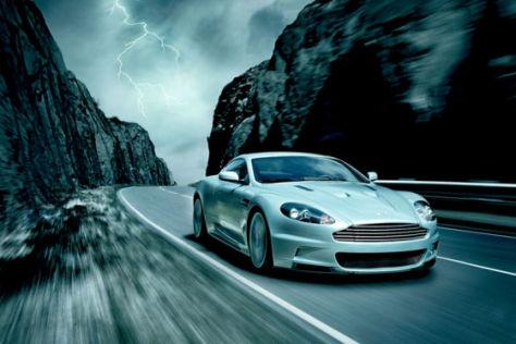 Vorstellung Aston Martin DBS