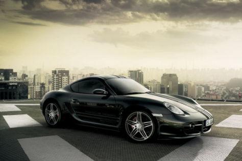 "Sondermodell Porsche Cayman S ""Porsche Design Edition 1"""