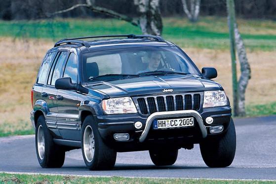 Immer mit der Ruhe: Hektik liegt dem starrachsigen Jeep nicht.