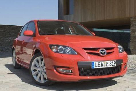 Rückruf Mazda3 MPS