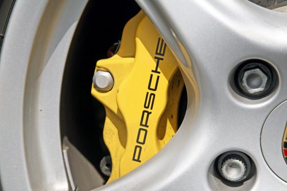 Keramikbremse Porsche 911