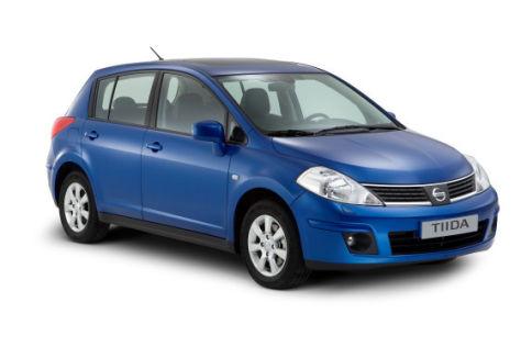 Vorstellung Nissan Tiida