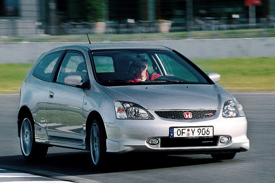 Harte Nummer: Der Civic Type R ist kompromisslos sportlich.