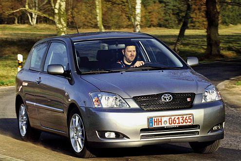 Hoch hinaus: Unter 6000 Touren läuft beim Corolla TS nichts.