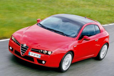 Alfa Romeo Brera 2.4 JTDM 20V