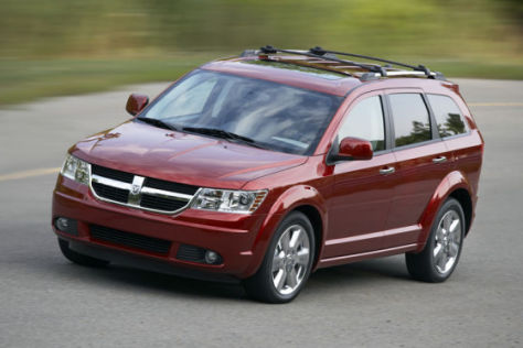 Vorstellung Dodge Journey