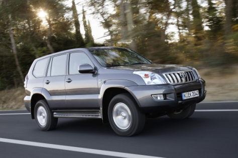 Toyota wertet zwei Modelle auf