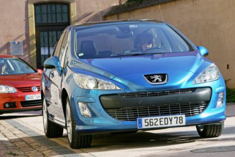 Fahrbericht Peugeot 308