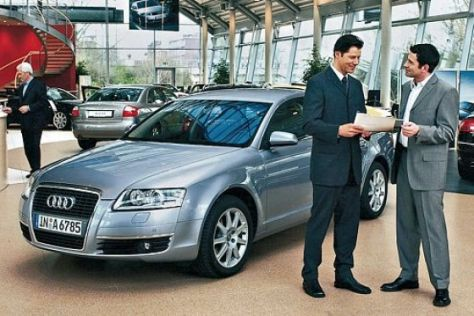 Trends beim Autokauf