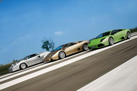 Lamborghini im Test