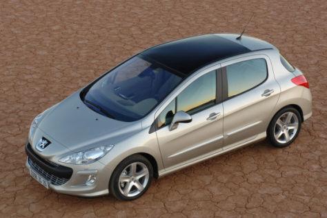 Preise Peugeot 308