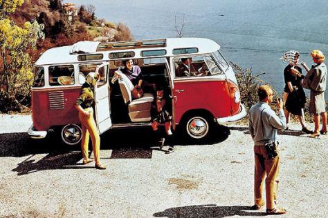 60 Jahre VW Bus