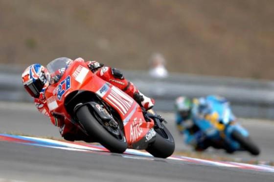 Casey Stoner dürfte der WM-Titel 2007 in der MotoGP kaum noch zu nehmen sein.