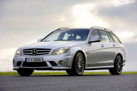 Mercedes-Benz C 63 AMG T-Modell