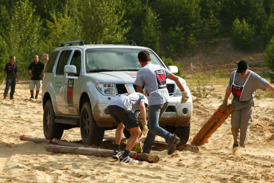 Aktion Nissan 4x4 Challenge