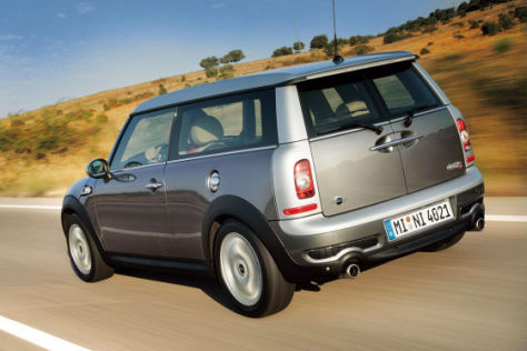 Test Mini Cooper S Clubman
