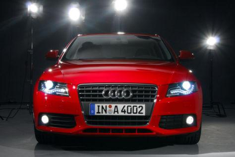 Vorstellung Audi A4