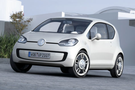 Studie VW up!