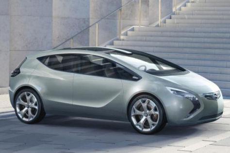 IAA-Studie Opel Flextreme