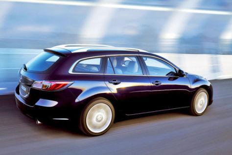 Premiere Mazda6