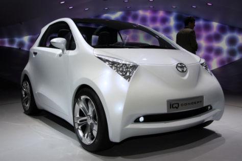 IAA 2007 – Studie Toyota iQ