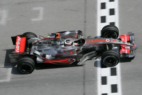 Formel-1-Spionage-Affäre