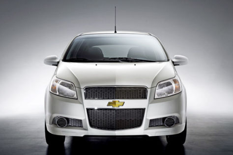 IAA 2007 – Chevrolet Aveo