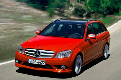 Preise Mercedes C-Klasse T-Modell