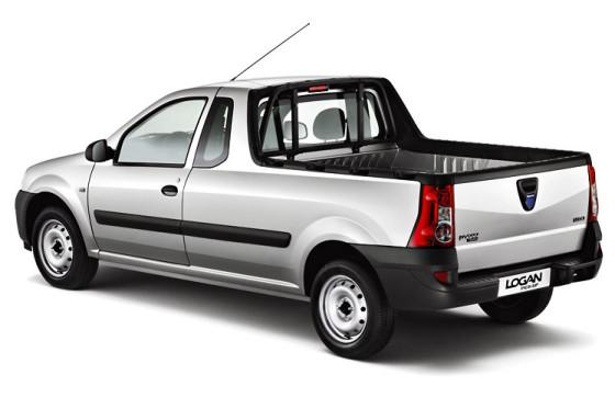 Ein neuer Dacia für Freizeit und Beruf: der Logan Pick up.