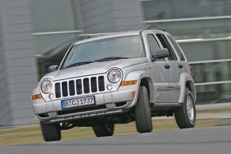 Rückruf Jeep Cherokee