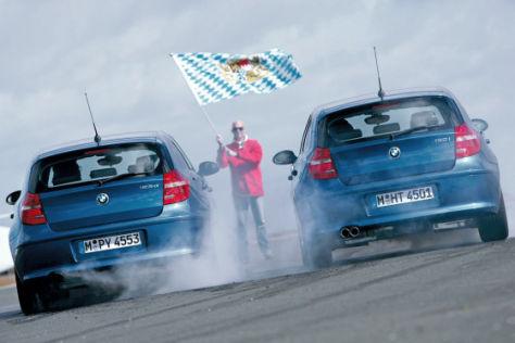 Test BMW 123d/130i