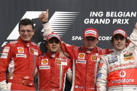 Formel 1: GP von Belgien