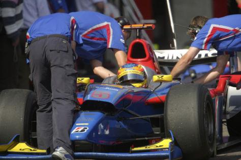 GP2: Spa-Francorchamp 2007