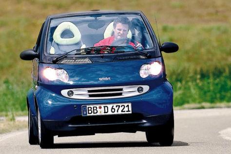 Gebrauchtwagentest: Saubere Alternativen