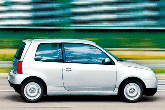 Großer Sparer: Der Dreizylinder des Lupo verbrauchte im Test-Schnitt nur 3,8 Liter Diesel.