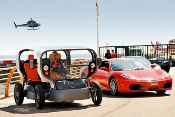 Show-Car: Angesichts des Eclectic rücken alle Ferrari und Rolls-Royce in den Hintergrund.