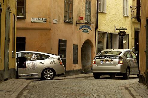 Von Rovaniemi nach Rom in sechs Tagen. Das war die Aufgabe bei der Toyota Prius Challenge. Um zu klären: Wie alltagstauglich sind Hybridautos?