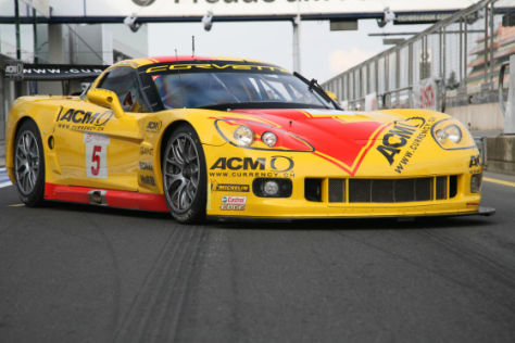 Tracktest Corvette C6.R