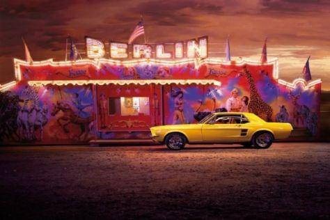 "Ausstellung ""European Car Photographie"""