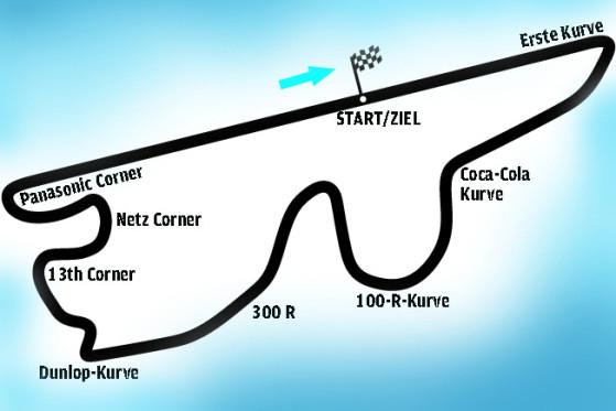 Der Fuji Speedway ist nach 30 Jahren wieder Austragungsort des GP von Japan.
