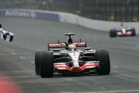Formel 1: GP von Japan 2007