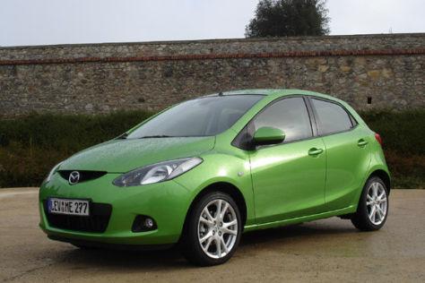 Fahrbericht Mazda2 (2008)