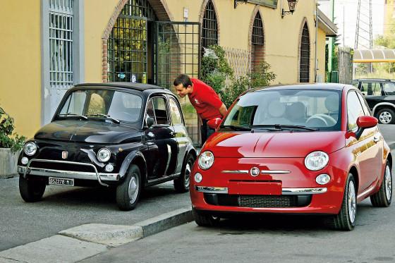 Reportage Fiat 500