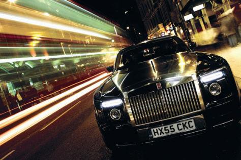 Rolls-Royce baut Coupé