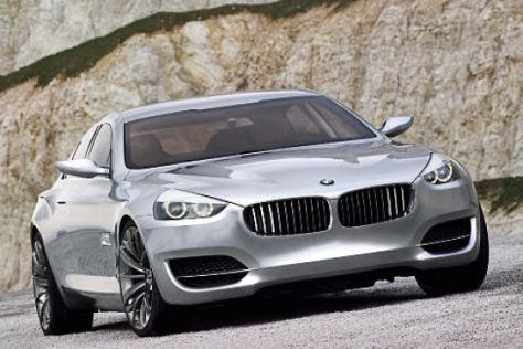 BMW stellt Zukuftspläne vor