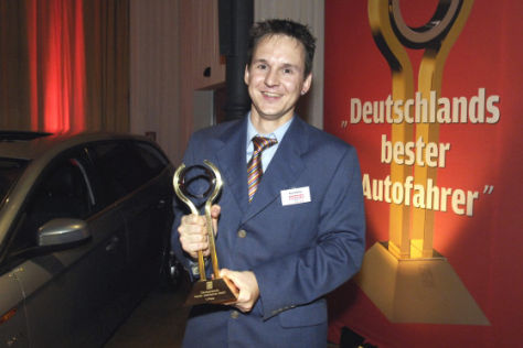 Deutschlands bester Autofahrer 2007