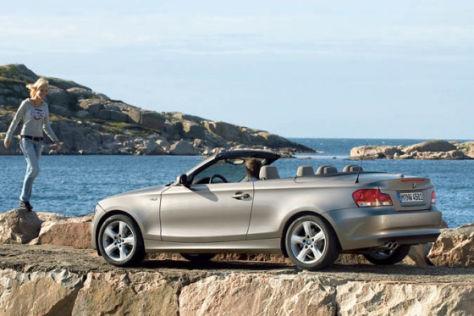 Vorstellung BMW 1er Cabrio