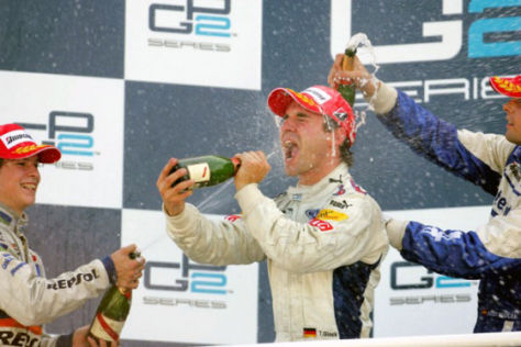 GP2: Finale 2007 in Valencia